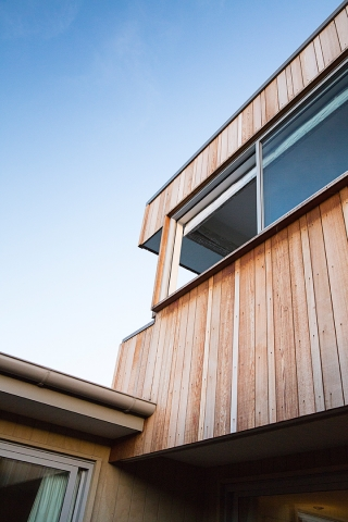 Charlie Nott Architects Ilam House Christchurch