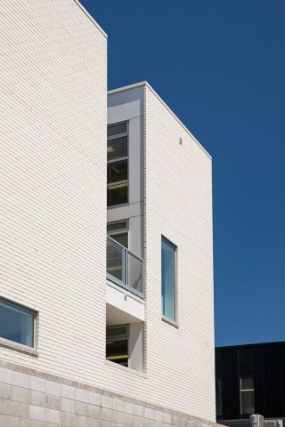 Nott Architects - St Asaph Steet