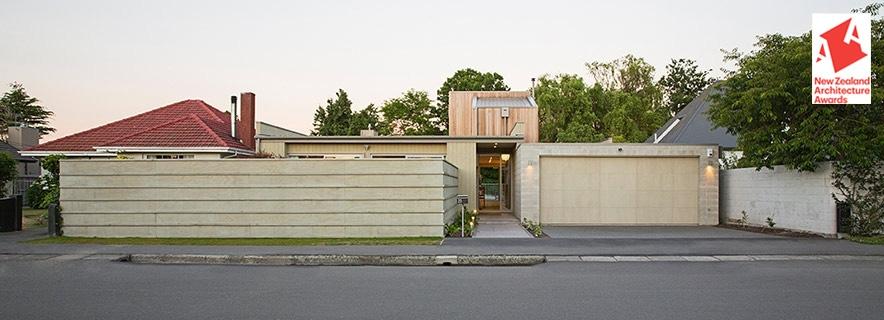 Charlie Nott Architects Ilam House Christchurch