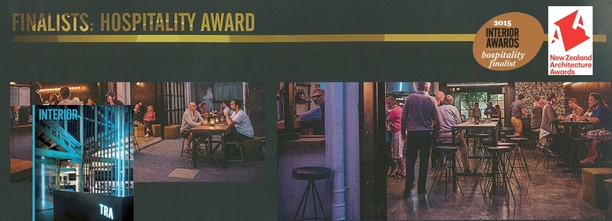 NZIA Hospitality Awards